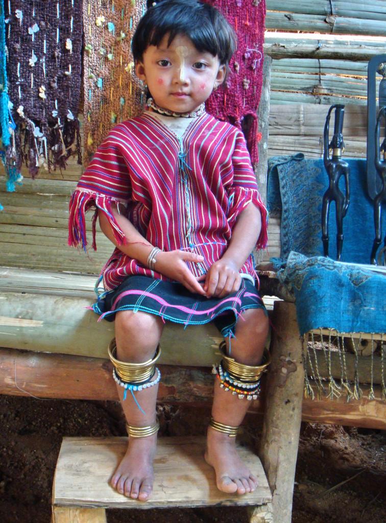 Tribe girl