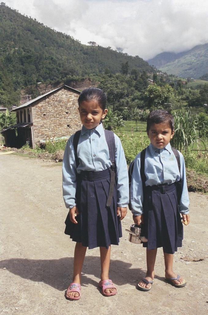 Nepalease Sisters